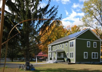 South Deerfield Net Zero Energy Duplex