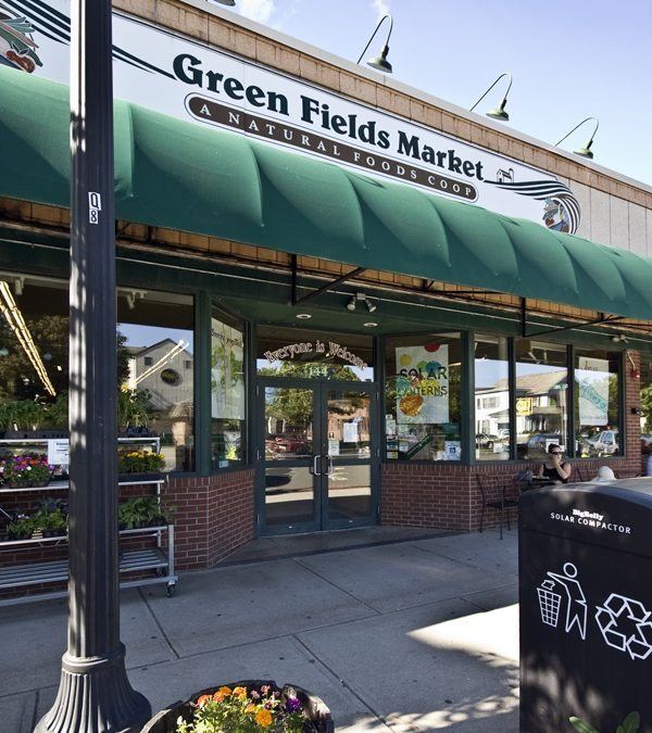 Green Fields Market
