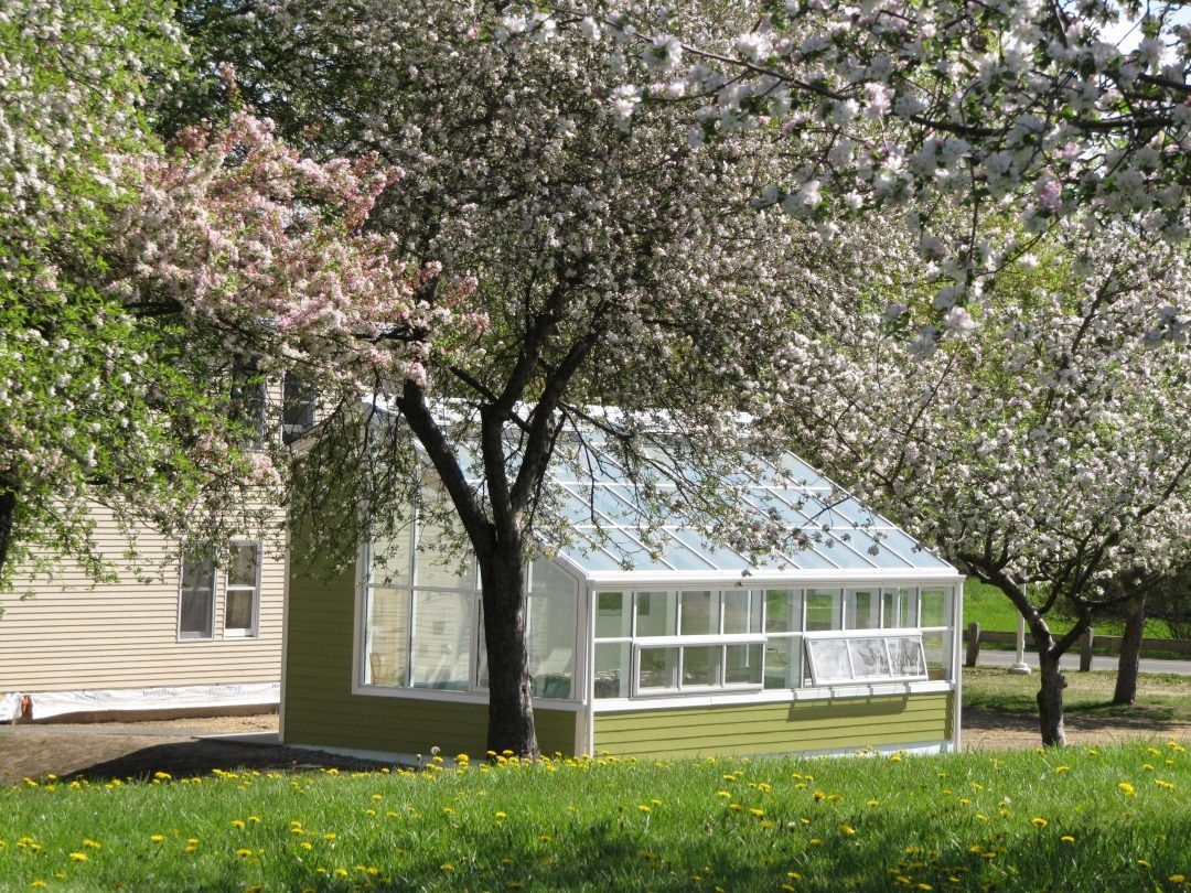 Hampshire College Greenhouse