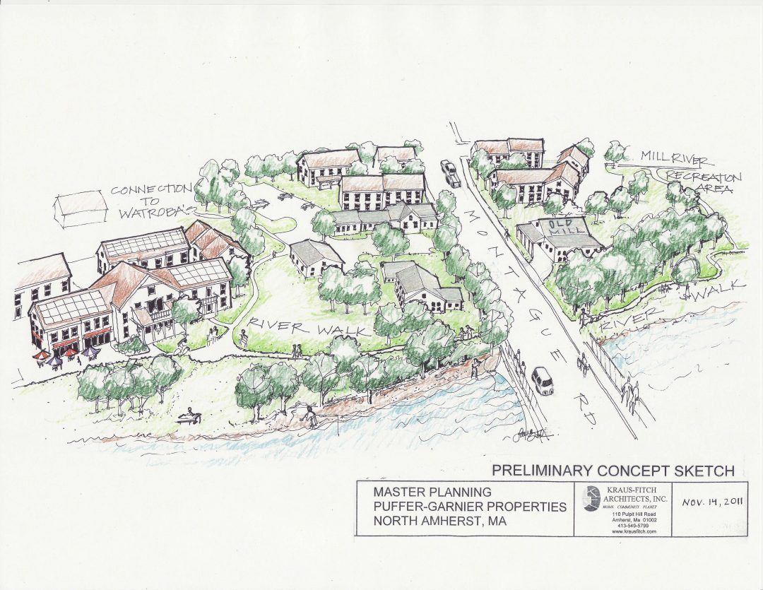 Village Center Feasibility Study