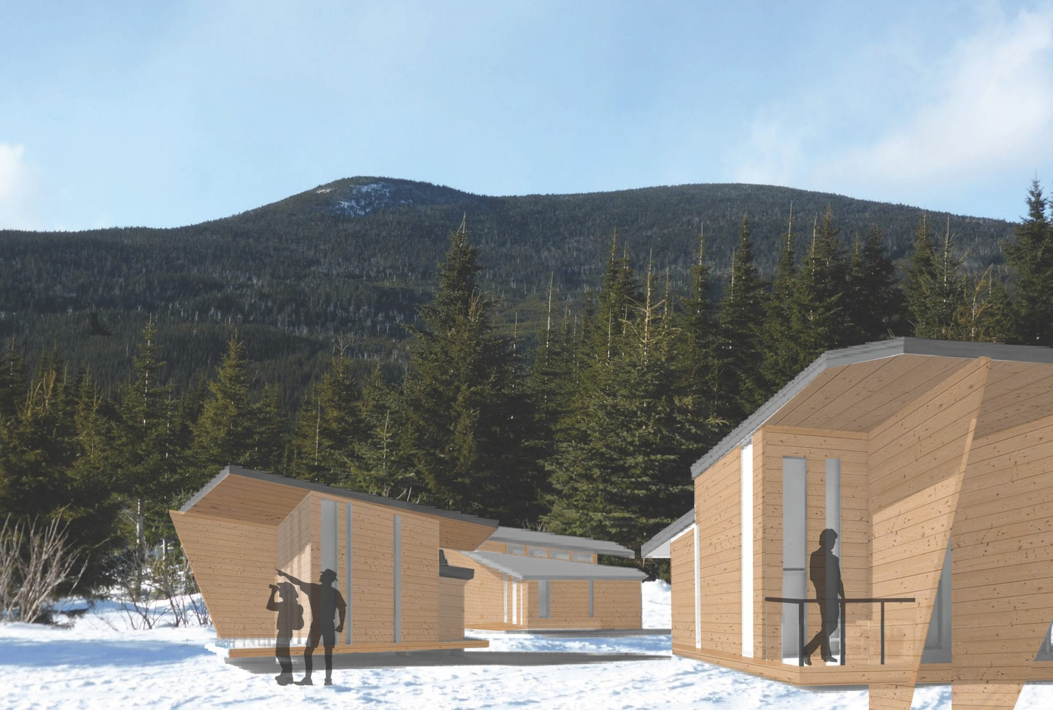 Mass Timber Rendering 2