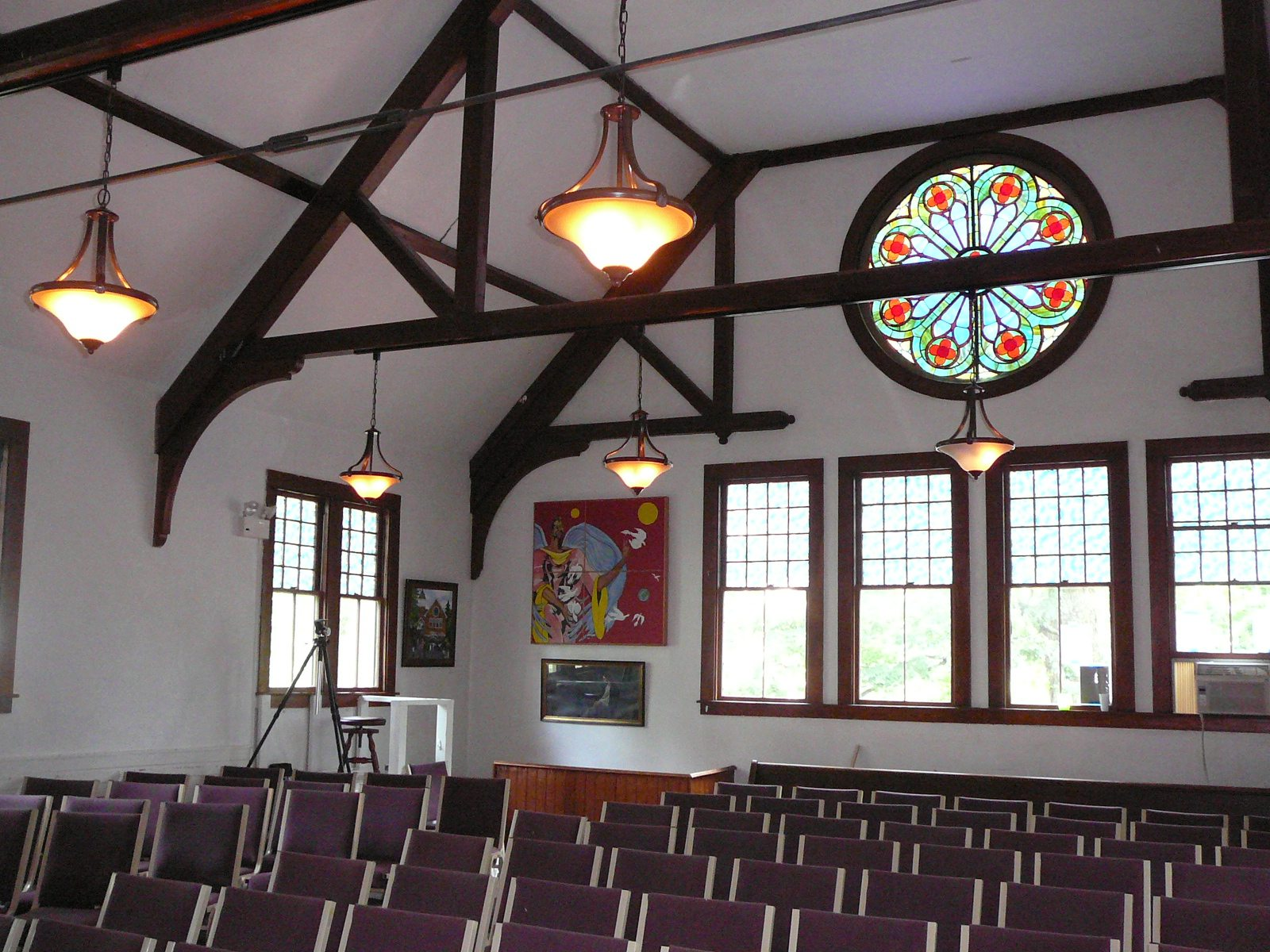 2 interior worship space