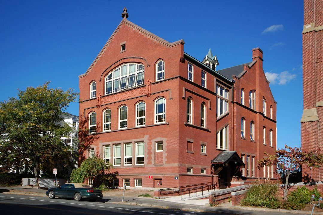 Smith College Stoddard Hall