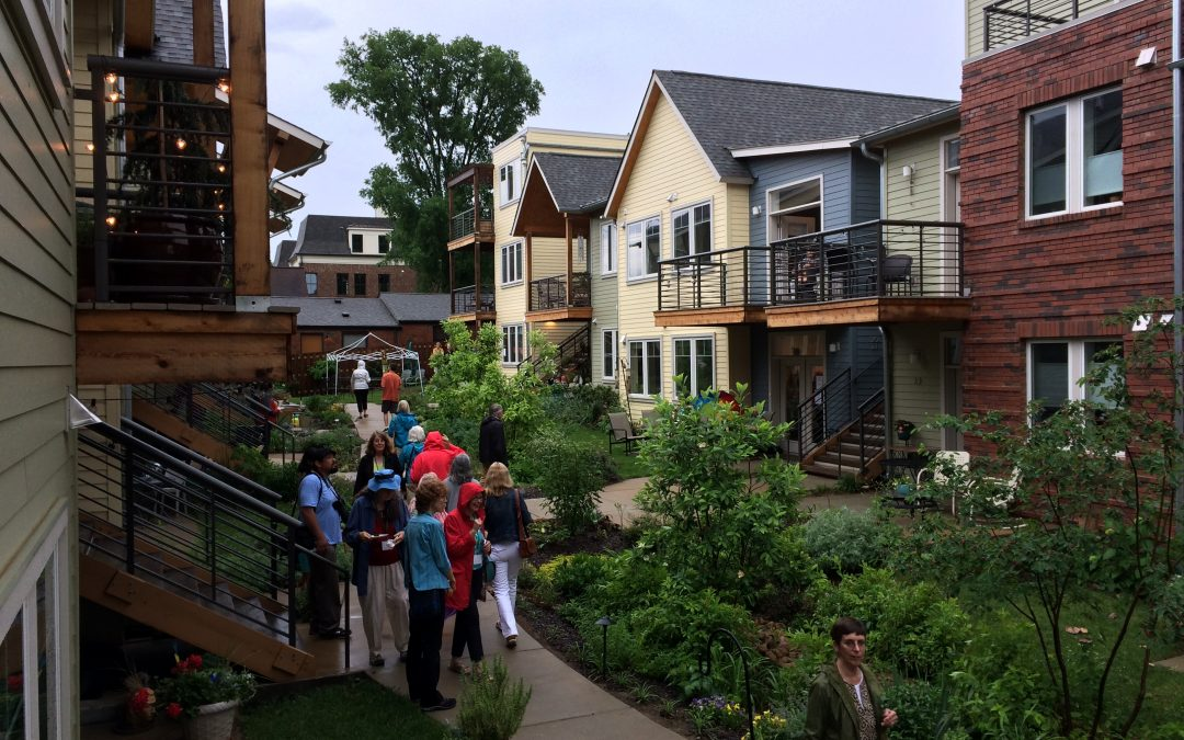 Indulging in my Cohousing Habit!