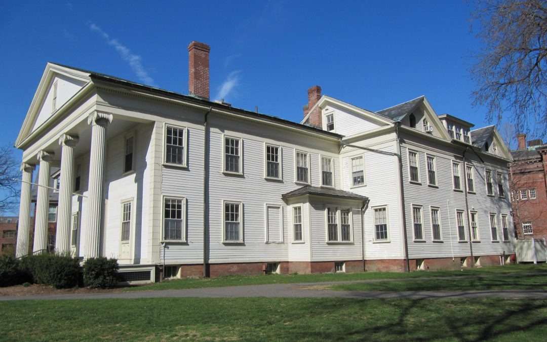 Smith College, Dewey House Feasibility Study