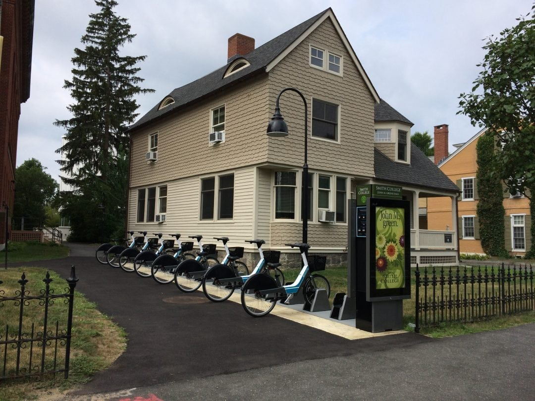 Valley Bike Share Station – Northampton