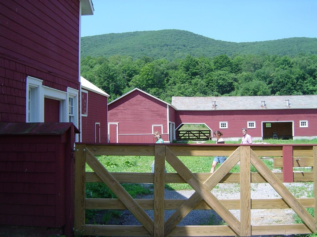 Vermont Farm Clustered Housing